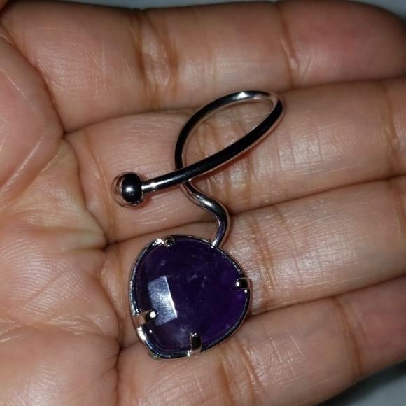 handmade Jewelry - Amethyst pendant
